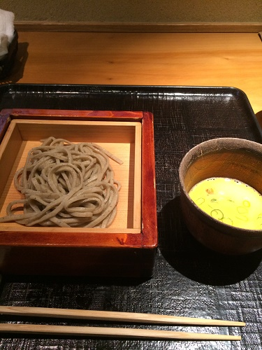 【そば】渋谷「玉笑」でミシュラン一つ星のそばを食べてきた