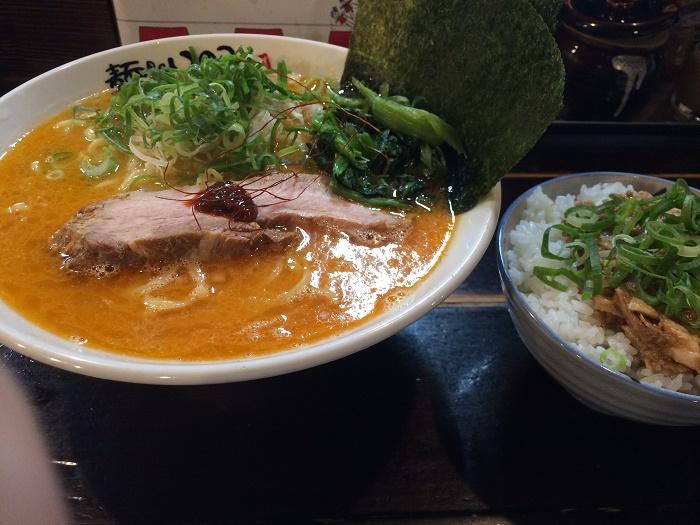 【ラーメン】赤塚の行列店「いのこ」に行ってきた