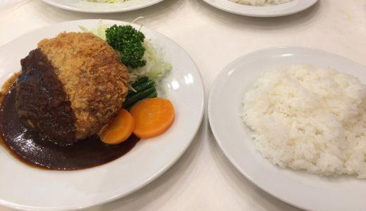 【洋食】日本橋の洋食屋「桂」に行ってきた