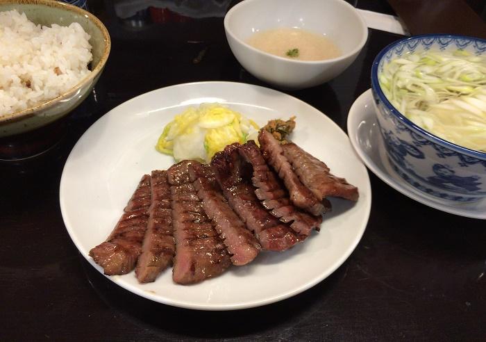 【牛タン】仙台の「たんや善治郎」に行ってきた