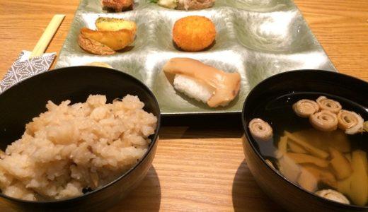 【松茸】上野の食べ放題「大地の贈り物」に行ってきた