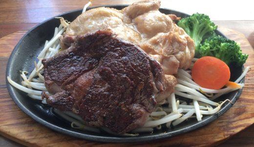 【ステーキ】六本木のステーキ屋「筋肉食堂」に行ってきた