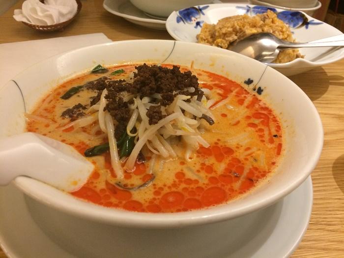 【ラーメン】表参道の担々麺「希須林」に行ってきた