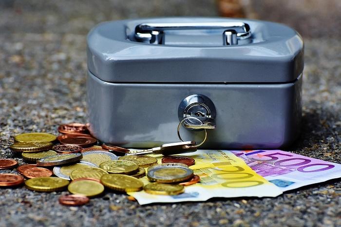 銀行の貸金庫メモ