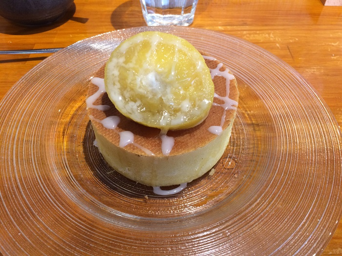 【パンケーキ】銀座の「雪ノ下」に行ってきた