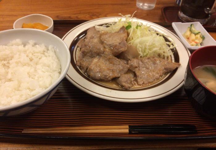 【定食】新宿歌舞伎町の「つるかめ食堂」に行ってきた