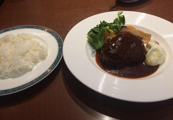 【洋食】上野の「精養軒」に行ってきた