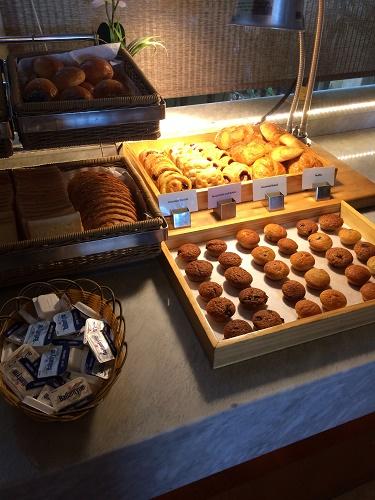 ロッテホテルグアムのクラブラウンジ 朝食メニュー3