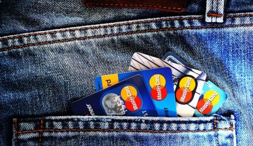 クレジットカードメモ