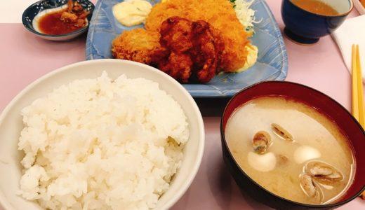 【定食】浅草の老舗定食屋「水口食堂」に行ってきた