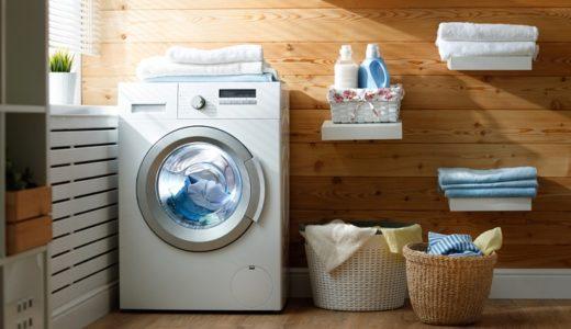ドラム式洗濯機メモ
