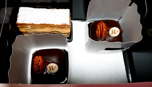ユーゴ アンド ヴィクトールのケーキ