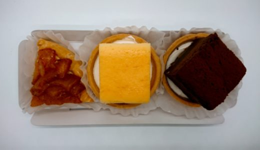 パックンバックンのチーズケーキのスイーツ