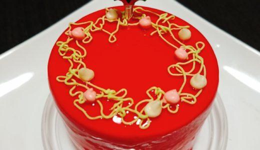 コロンバンのクリスマスケーキ
