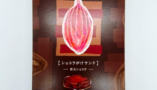 銀のぶどう  シュガーバターの木  ショコラがけサンド 炭火ショコラ 5個入