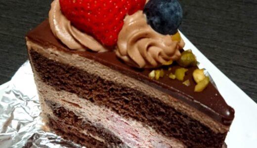 吉祥寺 多奈加亭のケーキ